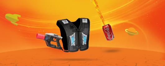 Onbeperkt Lasergamen Drinken Pakket1Onbeperkt Lasergamen & Drinken Pakket