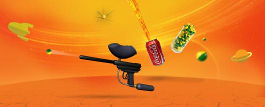 Onbeperkt-Paintballen-Drinken-Pakket