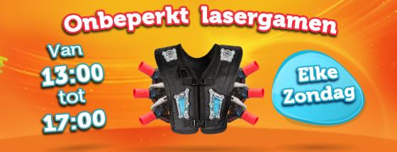 FB Onbeperkt lasergamen 2 560x215Elke zondag: Onbeperkt Lasergamen!