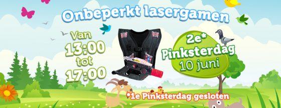 WEB Starworld Pinksteren2019 2 560x2152e Pinksterdag: Onbeperkt Lasergamen!